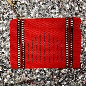 Vintage Bags - 🖤 Vintage 1960s Chimayo woven Mexican purse